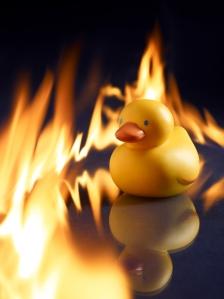 Fire-RubberDucky