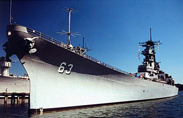 Battleship_USS_Missouri
