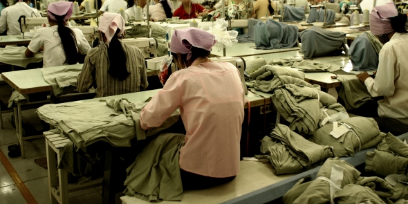 Garment Manufacturing Asia