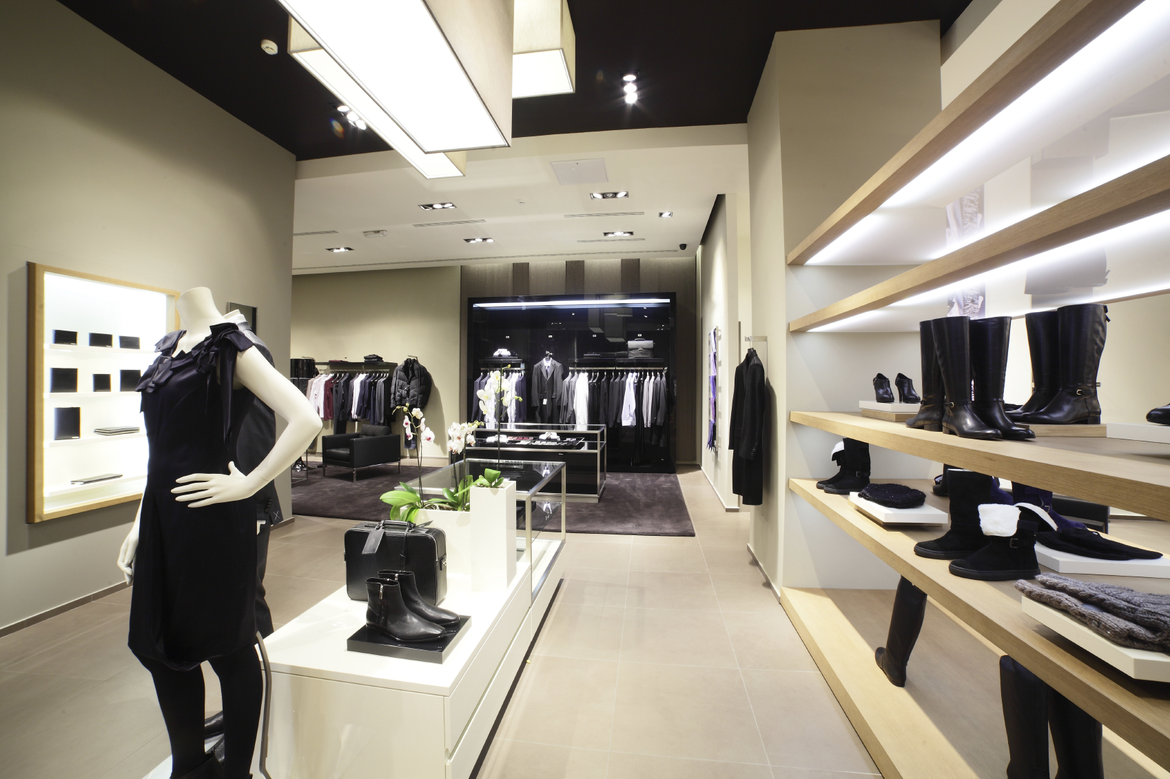 Real estate the fashion industry law blog for Retail store interior design