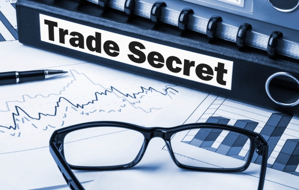 trade secrets label