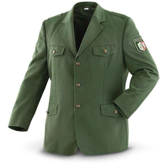 German Police Jacket